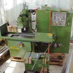 Surface Grinding Machine - Horizontal - ELB Super Rubin 020 NC-K