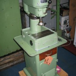 Flaring Cup Wheel Grinding Machine - KUGEL MUELLER MPS 2