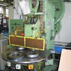 Eccentric Press - Single Column - WEINGARTEN XOR II
