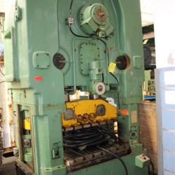 double-sided high speed press - BRUDERER BSTA 110H