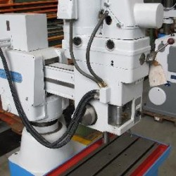 Rapid Radial Drilling Machine - OTTO MÜLLER SR 32