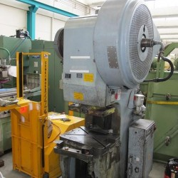 Presses - Eccentric Press - Single Column - SCHULER PD 80-280 (UVV)