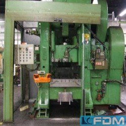Eccentric Press - Double Column - RUHRMANN DVR 200