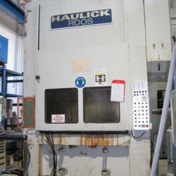 Presses - Eccentric Press - Double Column - HAULICK & ROOS RVD 160-1600
