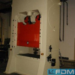 Eccentric Press - Double Column - RICHTER PED 160