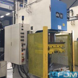 Single Column Press - Hydraulic - ZEULENRODA PYE 160 S1M