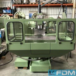 Universal Milling Machine - DECKEL FP 4 A