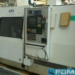 Cylindrical Grinding Machine - GST S2-750/500/165S