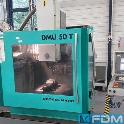 Machining Center - Universal - DECKEL DMG DMU 50 T