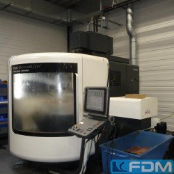 Machining Center - Vertical - DECKEL DMU 60 monoBlock