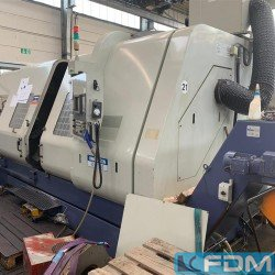 CNC Turning- and Milling Center - Hwacheon HiEco 45 MC