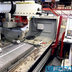Surface Grinding Machine - MININI PL 8.32 CNC