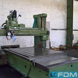 Jig Boring Machine - Double Column - GSP 45 P 16 N