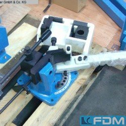 Sheet metal working / shaeres / bending - TTMC UB - 70