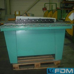 Universal lockforming machine - Boxer 9STN BP
