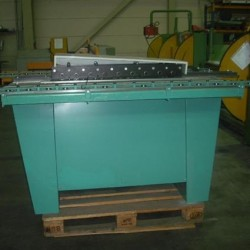 Sheet metal working / shaeres / bending - Universal lockforming machine - Boxer 9STN BP