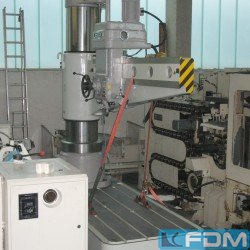 Radial Drilling Machine - SMTCL Z 3080 x 25