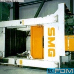 Hydraulic Double-Column (Drawing) Press - SMG HBP 200