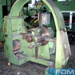 decoiler straightening machine - SCHULER AHR 320-2