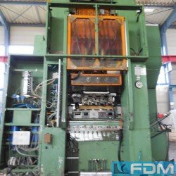 Toggle Press - LIEBERGELD multi-station press G 400/1100/250/5