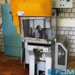 Presses - Toggle Press - Single Column - MAY MKN 1-30/5