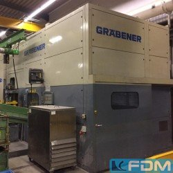 Toggle Press - GRAEBENER multi-station press GKN 400/1000/450