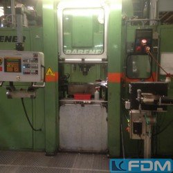 Toggle Press - GRAEBENER GKS 800 (CE)