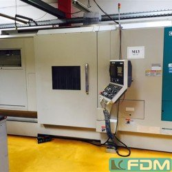Lathes - CNC Turning- and Milling Center - TAKISAWA TMM 250 M 3