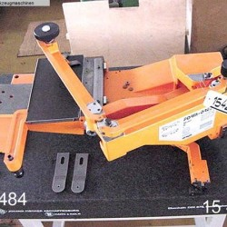 Grinding Wheel Profiling Device - FORM-DRESS SSA 30