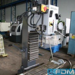 Drilling and Milling M/C - HUBERTS BFM 32-P4
