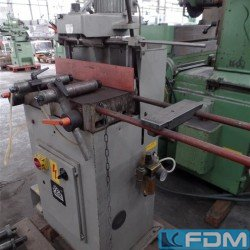 Key-Way Milling Machine - Horizontal - ELU AS 70
