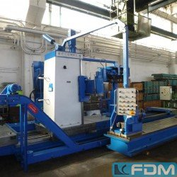 Travelling column milling machine - CSEPEL MFM 3000