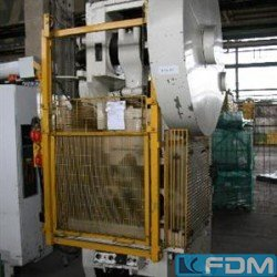 Eccentric Press - Double Column - RHODES WAKEFIELD LTD. RF 100