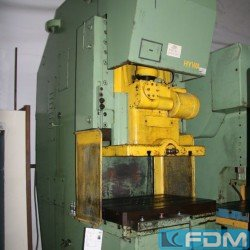 Eccentric Press - Single Column - WMW PEE II 160