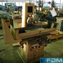Surface Grinding Machine - Horizontal - WMW MIKROMAT SFW 200x600