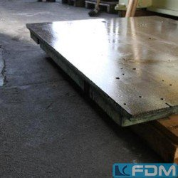 Surface Plate - WMW 1530x1180