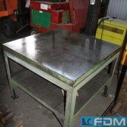 Surface Plate - WMW AT 1000x1000