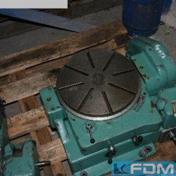 Rotary Table - WMW RT 300