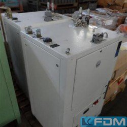 Water Return Coolant Unit - KÜMA APPARATEBAU GMBH RWT30-1KK