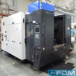 Machining Center - Vertical - HWACHEON Vesta 610D