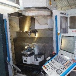Machining Center - Universal - MIKRON UCP600 Vario