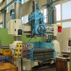 Jig Boring Machine - Double Column - OERLIKON KB4
