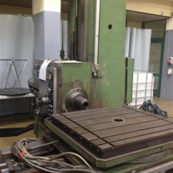 Boring mills / Machining Centers / Drilling machines - Table Type Boring and Milling Machine - TOS WHN 9 B