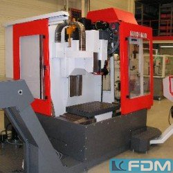 Boring mills / Machining Centers / Drilling machines - Machining Center - Vertical - MAHO Mahomat