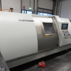 CNC Turning- and Milling Center - GILDEMEISTER CTX 500 E + Serie 2