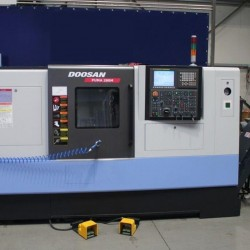 CNC Turning- and Milling Center - DOOSAN Puma 280 M