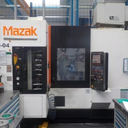 Lathes - CNC Turning- and Milling Center - MAZAK Integrex i200
