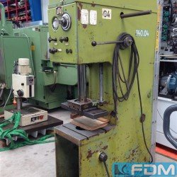 Hydraulic Press - WMW PYE 10/250