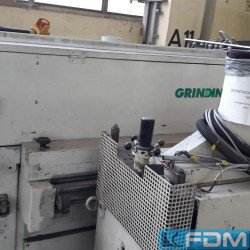 Wide Band Grinding Machine - GRINDINGMASTER MO /D-1600