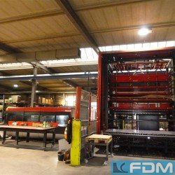 Laser Cutting Machine - AMADA LC 3015 F1 NT